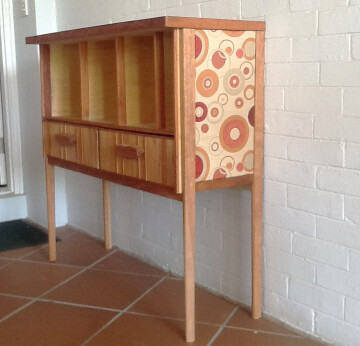 LP Storage cupboard
